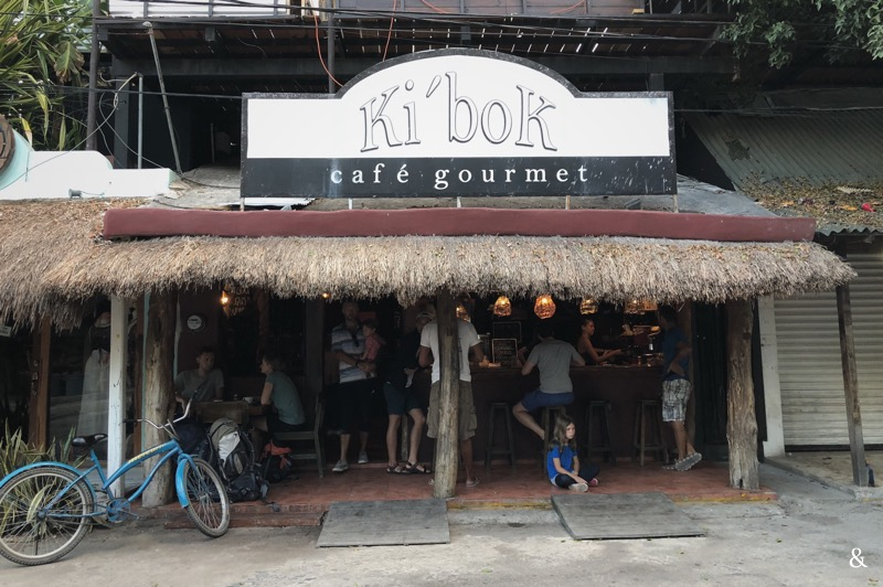 Ki'bok Coffee Shop