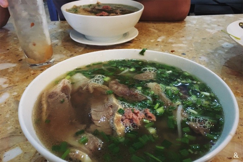 Phở Bo Bo from Pho Hung
